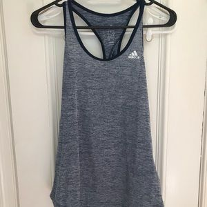 Adidas workout tank top